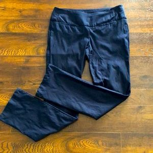 Ricki's Navy Denim Blue Pants Excellent Condition